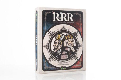 RRR Realeza vs Religión: Revolución