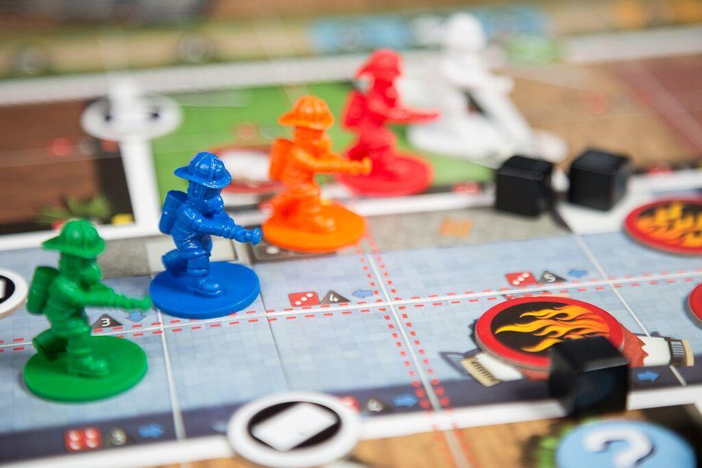 Rescate, uno de nuestros juegos de mesa sobre profesiones