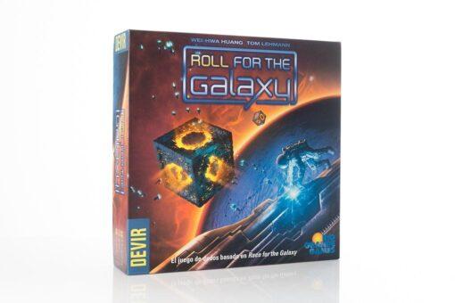 Roll for the Galaxy comprar