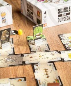 Rumble In The Dungeon Juego De Roles Ocultos Juegos De Mesa Y Rol