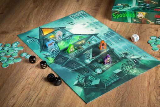 comprar Spookies juego de mesa