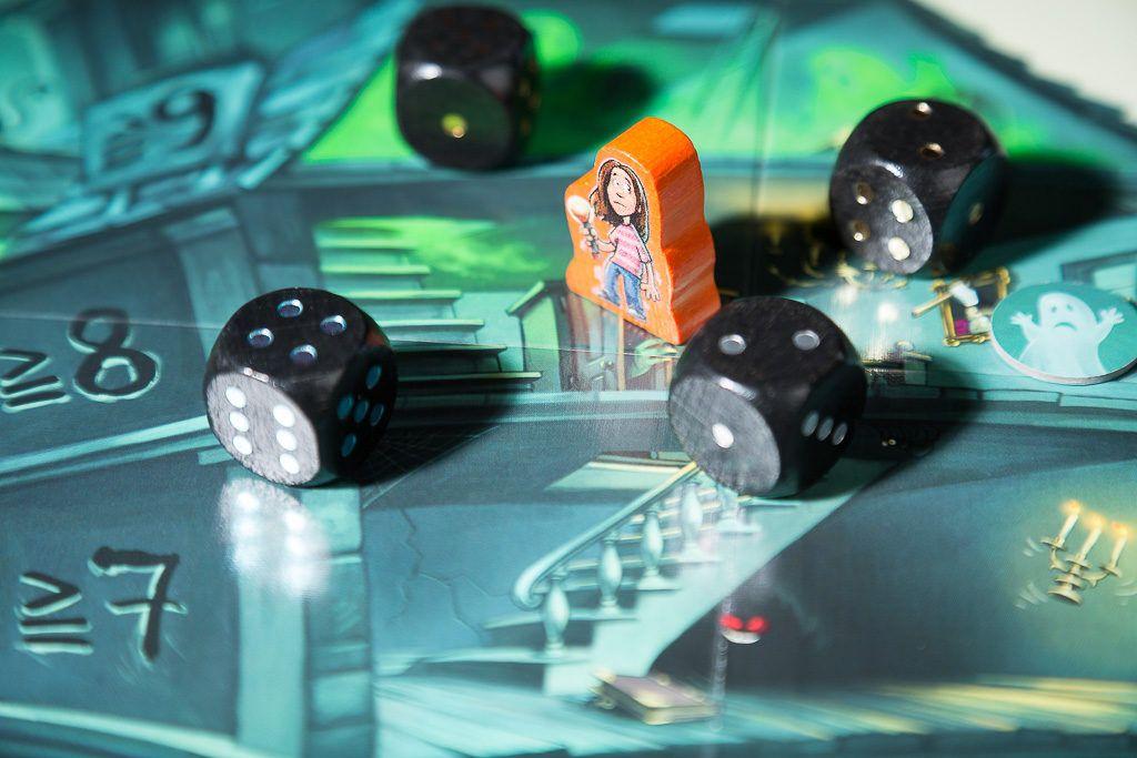 Spookies es uno de nuestros juegos de mesa de azar