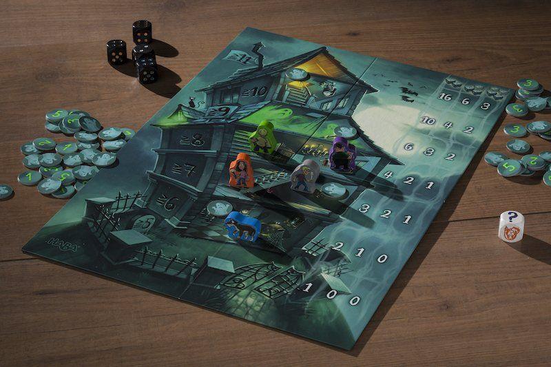Spookies Juegos De Mesa Y Rol Con Juegos Para Ninos Y Ninas