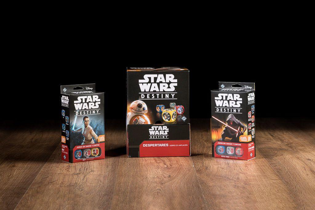 Star Wars es uno de los juegos de mesa LCG