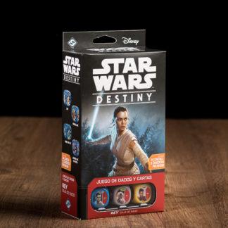 Star Wars Destiny Rey juego de mesa de cartas y dados
