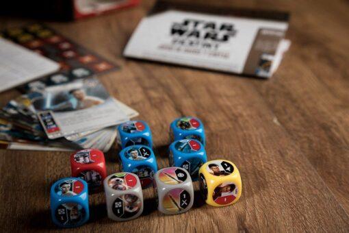 Star Wars Destiny Rey