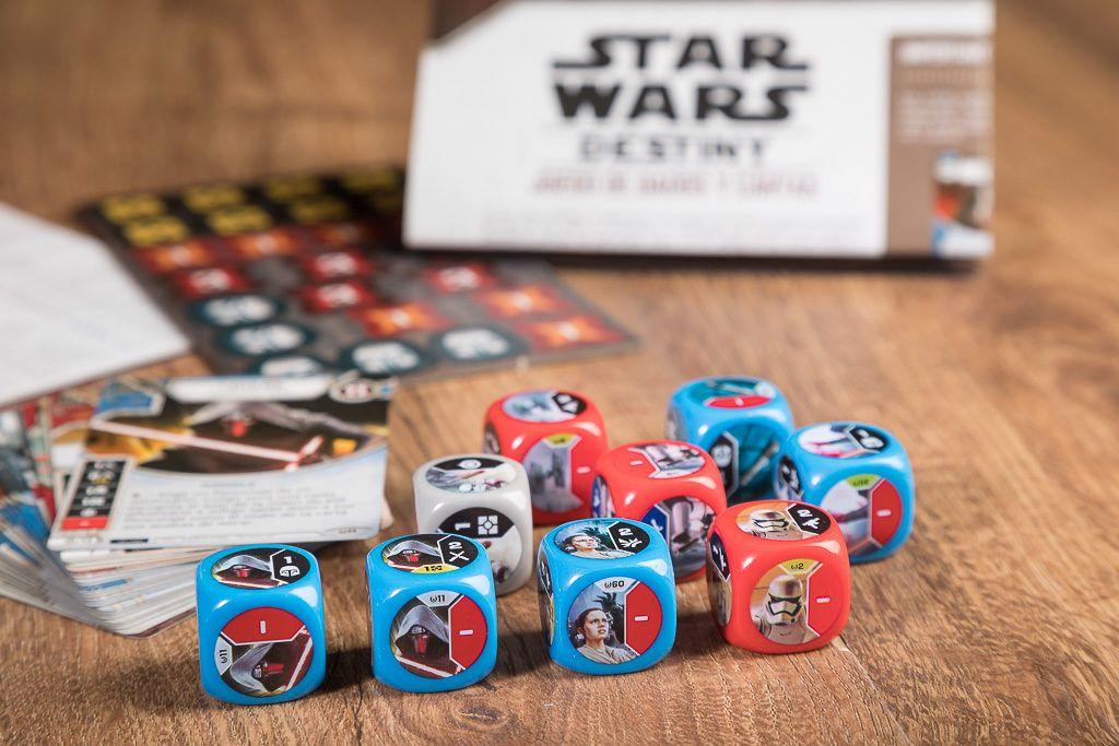 Star wars destiny para tus tardes divertidas y económicas