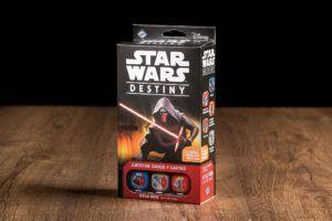 Star wars destiny kylo ren, otra de nuestras ofertas en juegos de mesa de Star Wars