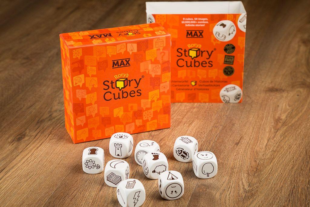 Story Cubes, imprescindible en la lista de juegos de mesa para dummies