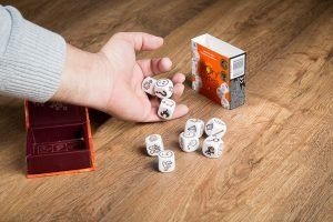 Story Cubes, juegos para la sobremesa