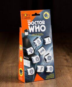 Caja de Story Cubes Dr. Who