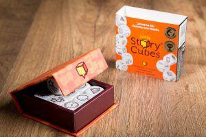 Story Cubes, juegos de mesa para llevar a la playa