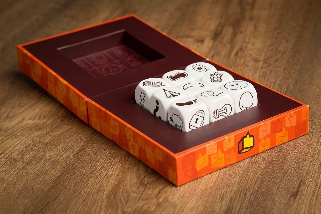 Story Cubes MAX, juegos de mesa para mejorara la imaginación