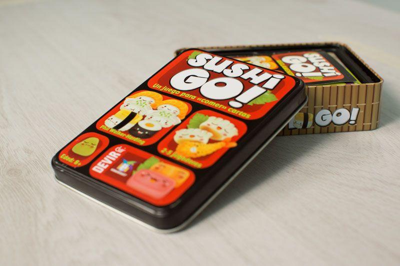 Sushi Go! Devir