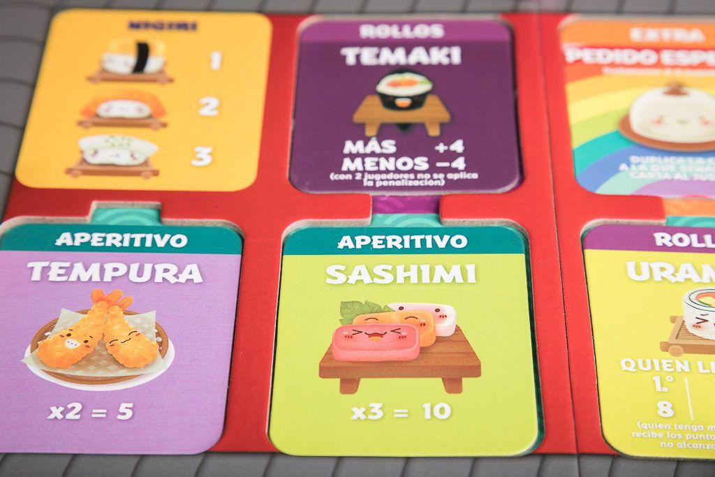 Sushi go para tus tardes divertidas y económicas