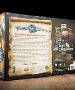 Comprar Sword & Sorcery