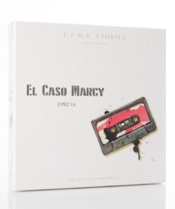 TIME Stories: El caso Marcy