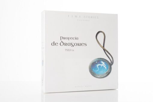 TIME Stories: Profecía de dragones