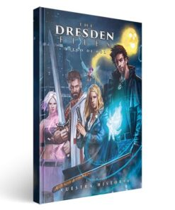 The Dresden Files. Vuestra historia