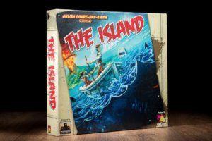 The island, uno de nuestros juegos de mesa de aventuras en el mar