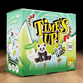 Time's Up Kids versión Panda