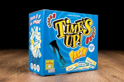Time's up Party versión azul