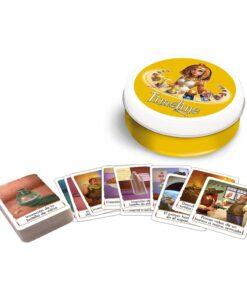 Timeline Multitemático | Juegos de mesa familiares