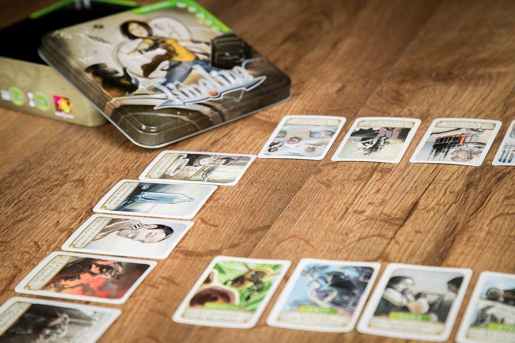 Timeline, juegos de mesa para el fin de semana