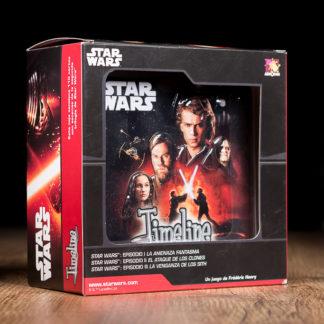 Timeline Star Wars 1-2-3