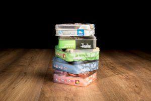 Timelines, juegos de mesa para contar historias