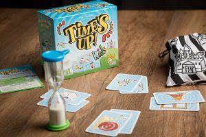 Time's up kids, juegos de mesa para regalar a un niño pequeño