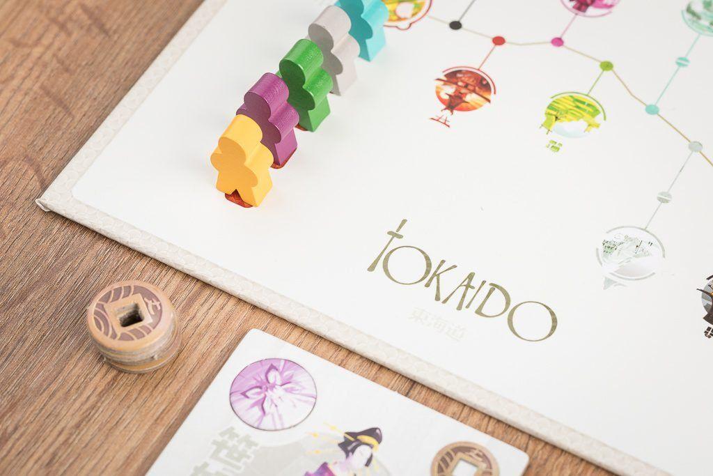 Tokaido, juegos de mesa para aprender historia y cultura