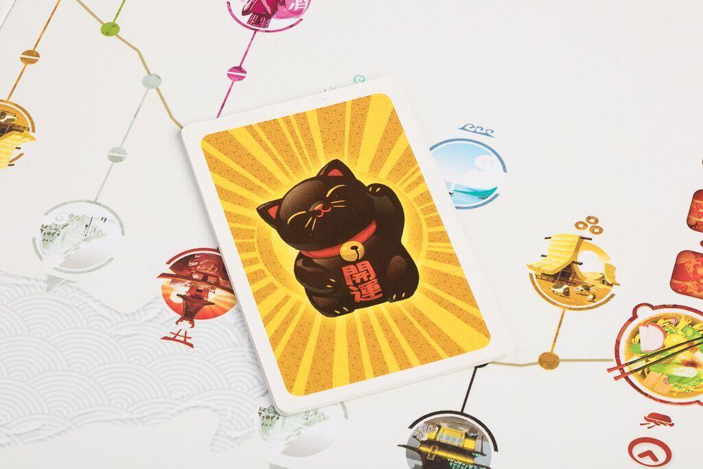 Tokaido, la influencia oriental en la historia de los juegos de mesa