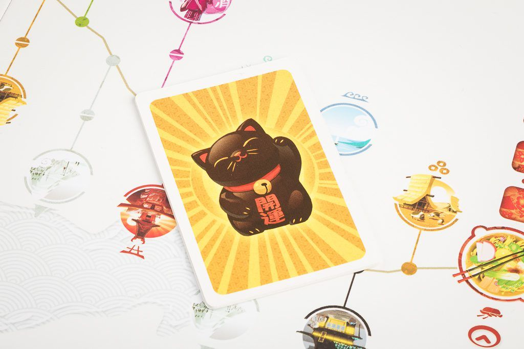 Tokaido, los mejores juegos de mesa de tablero