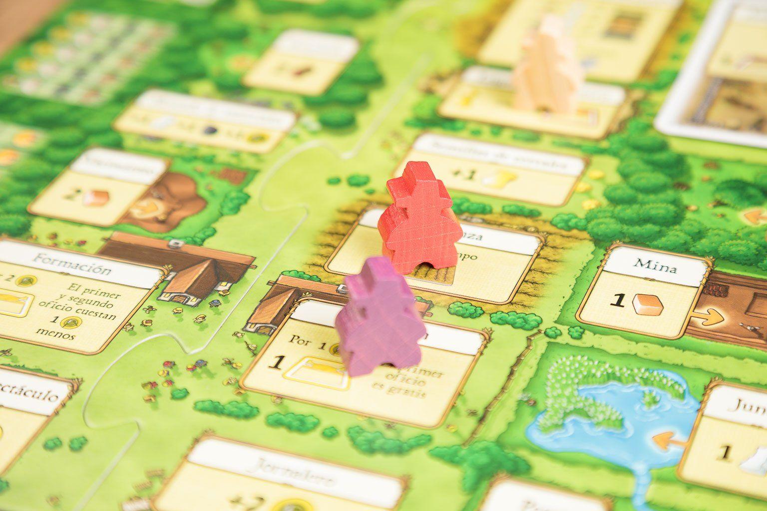 Agricola., juegos de mesa para jugar en otoño