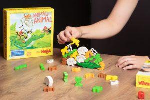 Animal sobre animal, juegos de mesa para los amantes de la naturaleza