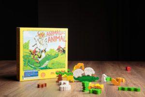 Animal sobre animal, juegos de mesa para ejercitar la concentración
