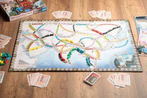 ¡Aventureros al tren!, juegos de mesa para dar la vuelta al mundo