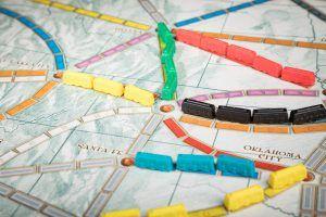 ¡Aventureros al tren!, juegos de mesa para desarrollar la afectividad de tus hijos