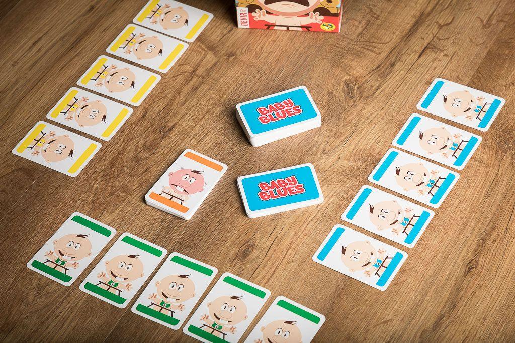 Baby blues, juegos de mesa para regalar a tus compañeros de trabajo