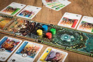 Batalla por el Olimpo, juegos de mesa para regalar a tu pareja