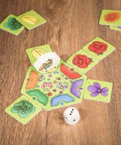 Bellaflor, juegos de mesa para cuando empieza la primavera