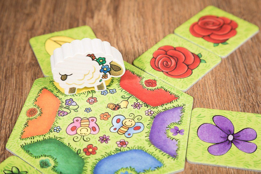 Bellaflor, juegos de mesa para cuando tus sobrinos invaden tu casa