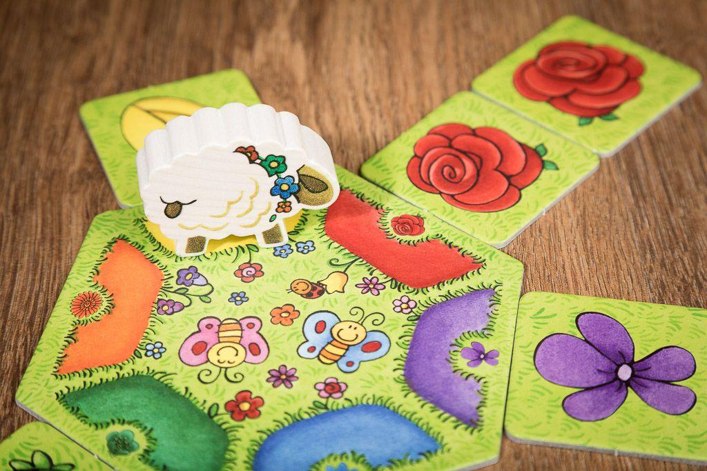 Bellaflor, juegos de mesa para niñas