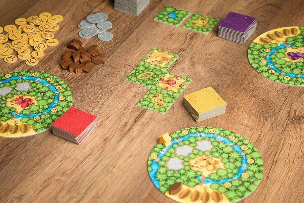 Cacao, juegos de mesa para mejorar la orientación espacial