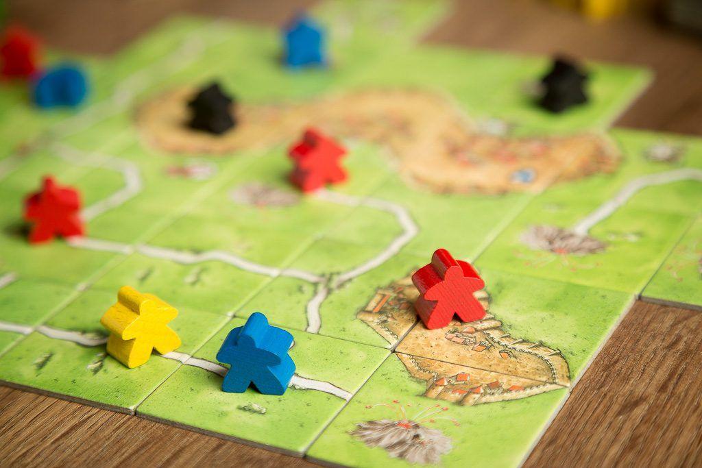 Carcassonne, uno de los mejores juegos de mesa familiares