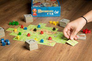 Carcassonne, juegos de mesa para jugar con amigos