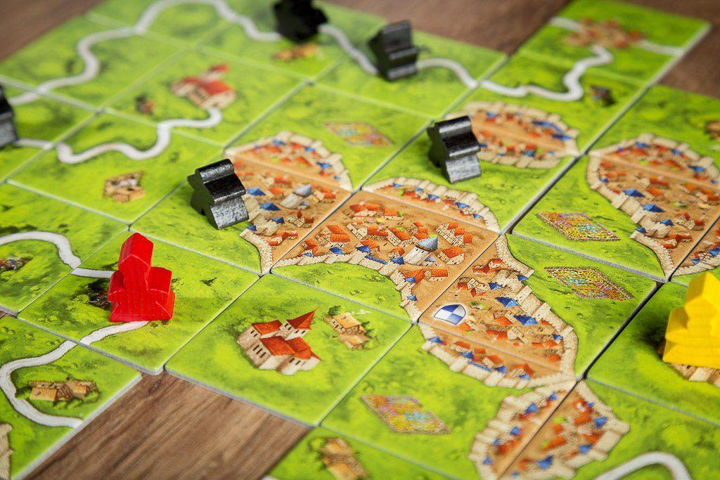 Carcassonne, juegos de mesa para regalar a tus amigos jugones