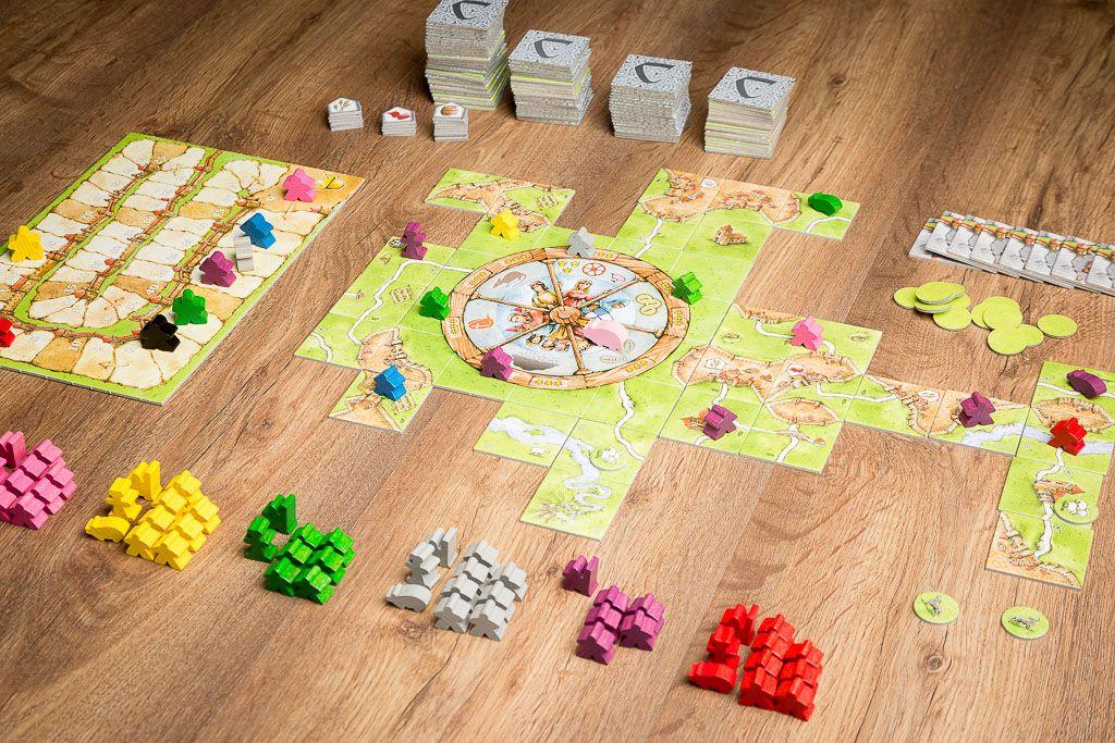 Juegos de mesa para regalar a tus padres diversi n en for La resistencia juego de mesa