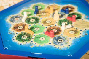 Catan edición de viaje, juegos de mesa para jugar al aire libre